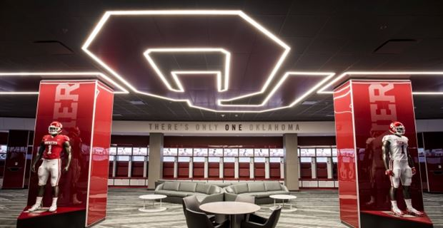 Ranking the Top 25 facilities in college football for 2018