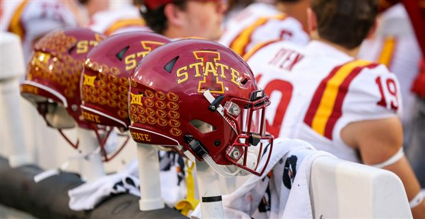 best website 61ebe c648a Iowa State hoping to unveil new uniforms in 'next month or so'