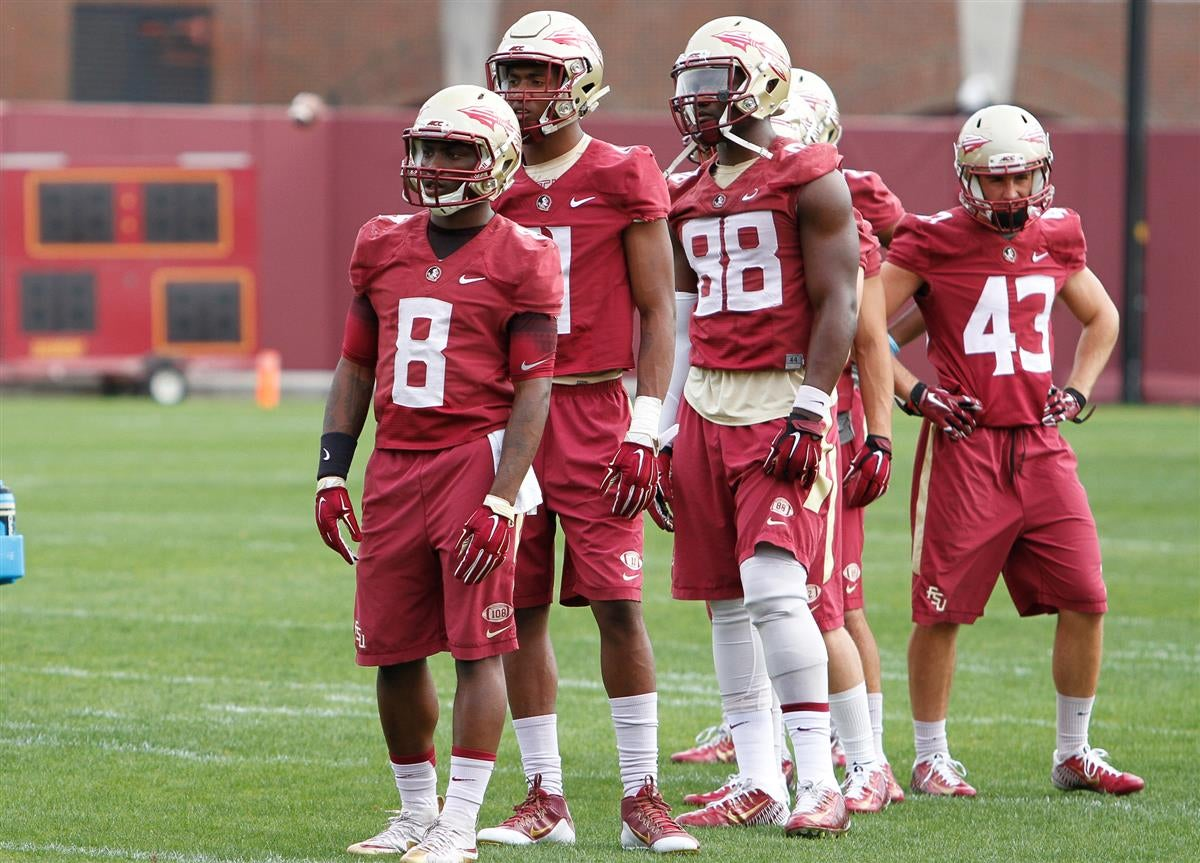 best sneakers 15b38 68741 Kermit Whitfield, Florida State, Wide Receiver