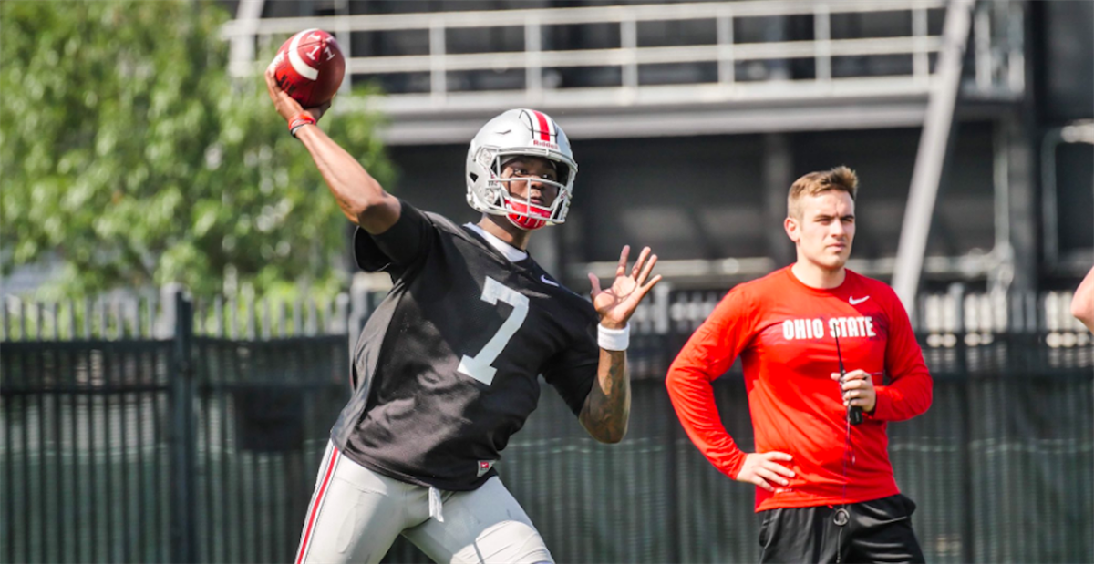 Dwayne Haskins is the new Buckeye Heisman Trophy frontrunner
