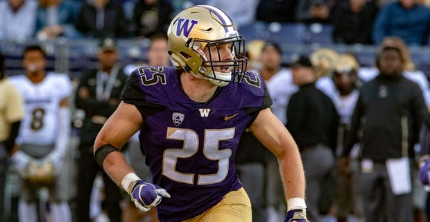 online retailer e3acc 82f0b Ben Burr-Kirven Named AP Pac-12 Defensive Player of the Year