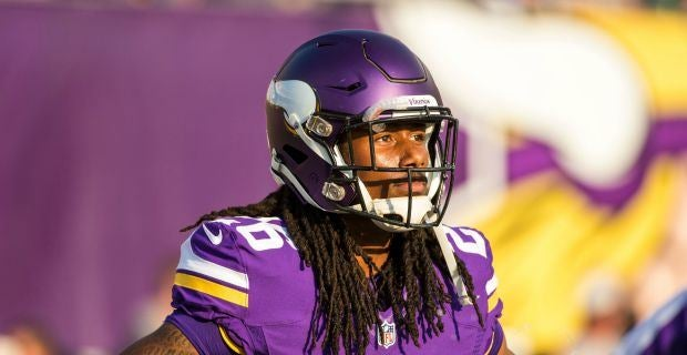 Minnesota Vikings Trae Waynes GAME Jerseys