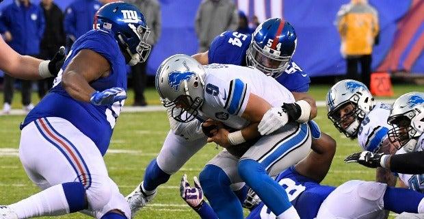 How to watch Giants vs. Lions preseason: Listen, stream, more