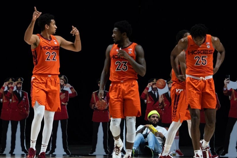 Game Preview Virginia Tech Hosts 24 Clemson