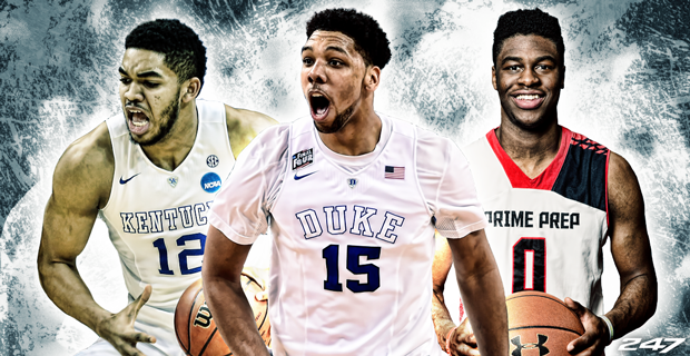 177deeb2649 Top 2015 NBA Draft prospects Karl-Anthony Towns