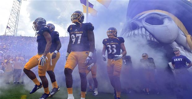 Ecu Reveals 2018 Football Schedule