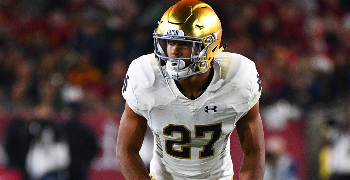 Three from Notre Dame in second round of NFL com Mock Draft