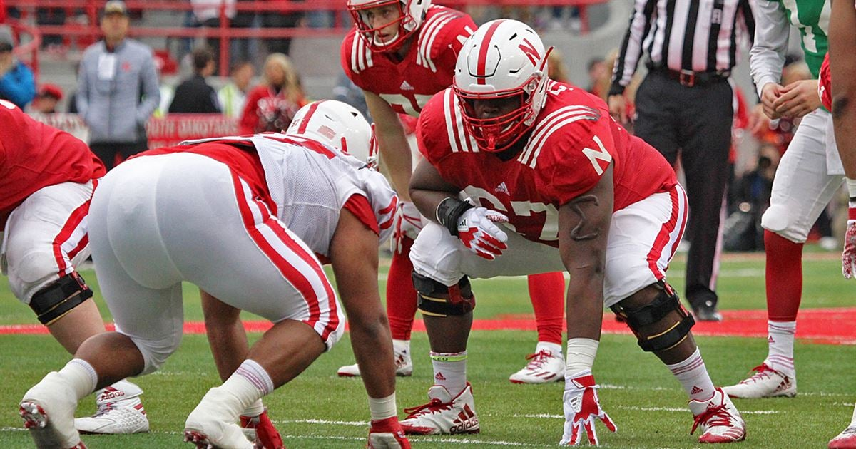 Scott Frost Nfl Stats >> Nebraska Huskers senior offensive lineman Jerald Foster looks to finish with a bang for Scott ...