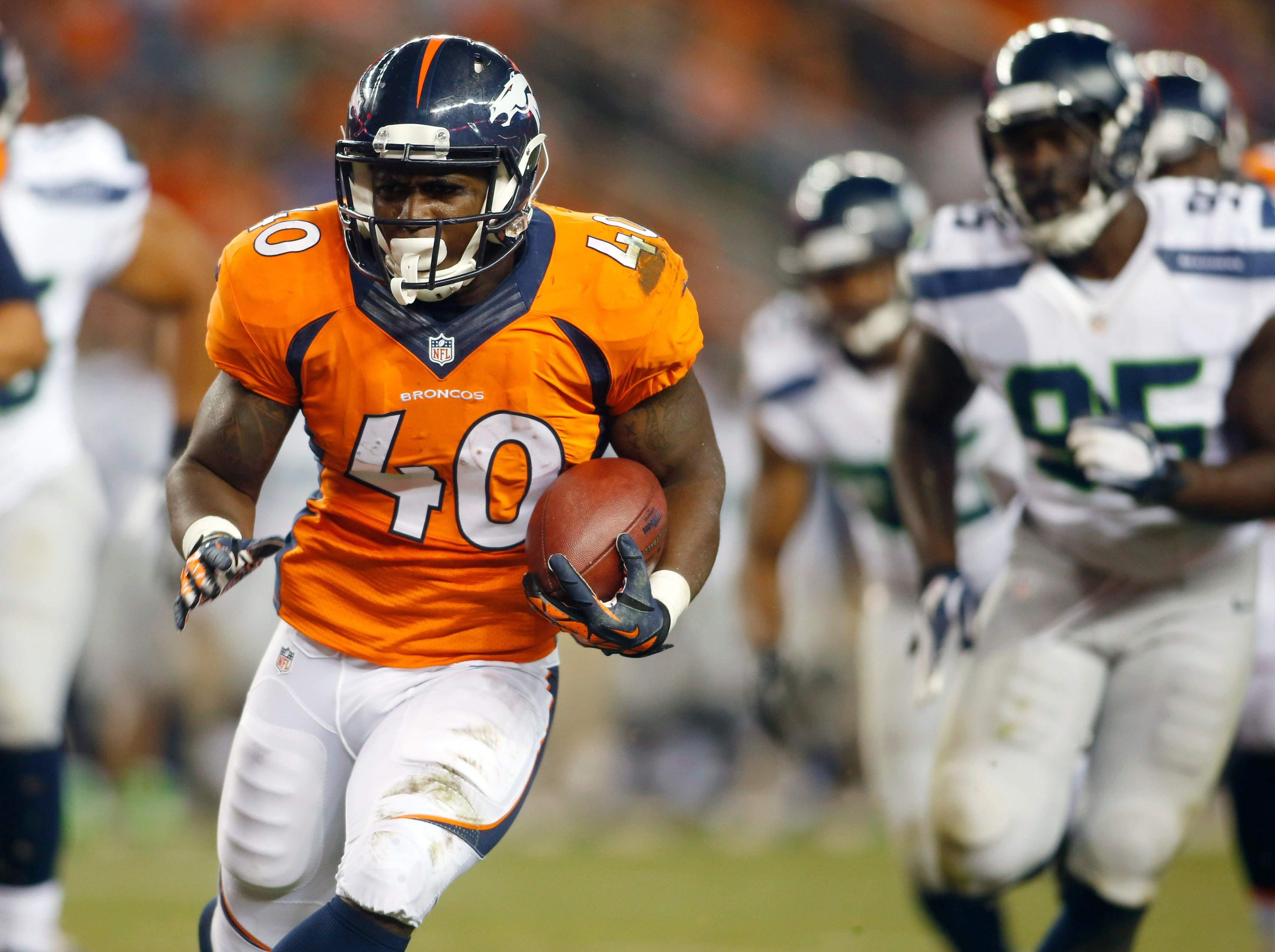 Juwan Thompson Understanding Why The Denver Broncos Released Juwan Thompson