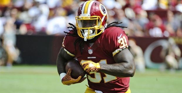 NFL Jerseys Outlet - Redskins: Matt Jones holds key to running back decision