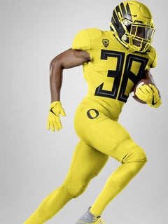 First Look  Oregon Football and Nike release new uniform for 2018 season e382c48ca