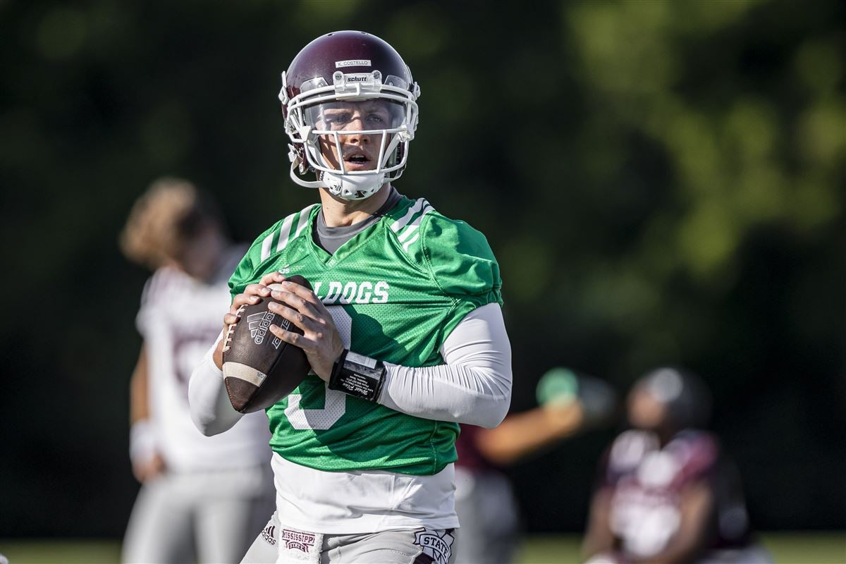 Costello Taking Charge as Expected State Starter