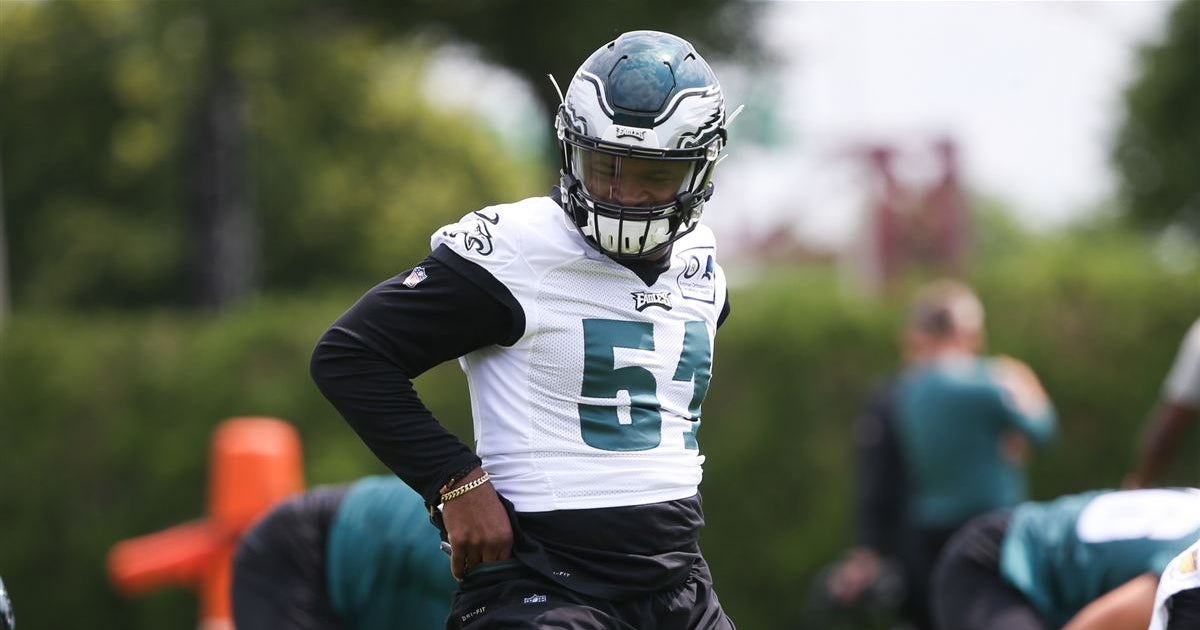 407a0d7a2e9 Zach Brown Doesn't Have Set Role in Eagles Defense...Yet. Philadelphia  Eagles logo