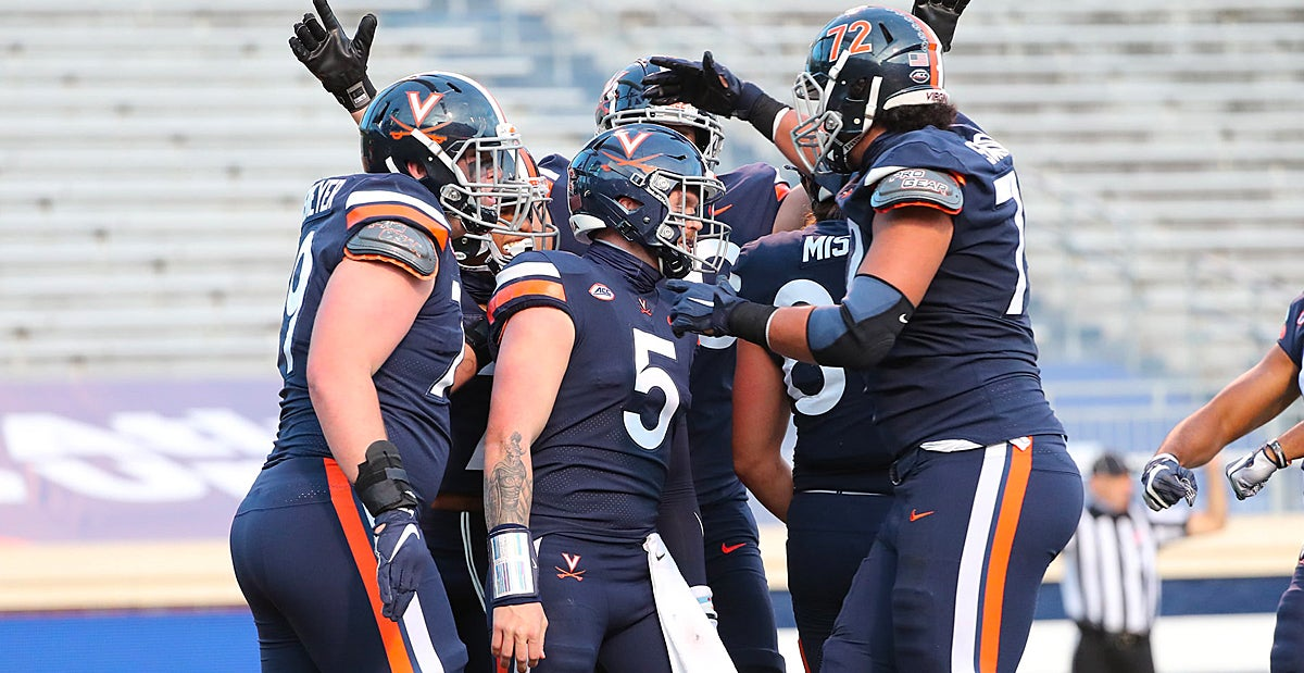 Uva Releases Depth Chart For Abilene Christian Game