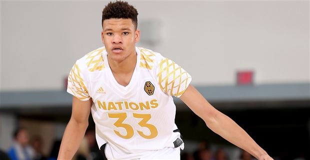 Five-star Kevin Knox's will make his college decision in roughly two ...