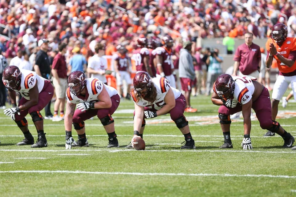 Updated Heights Weights For 2020 Virginia Tech Football Roster