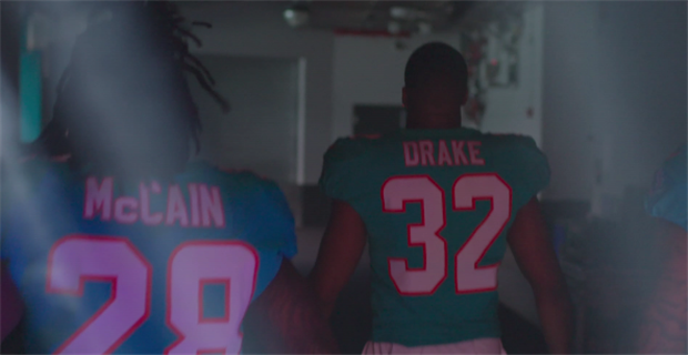 04d9b62c6 Miami Dolphins reveal updates to uniforms