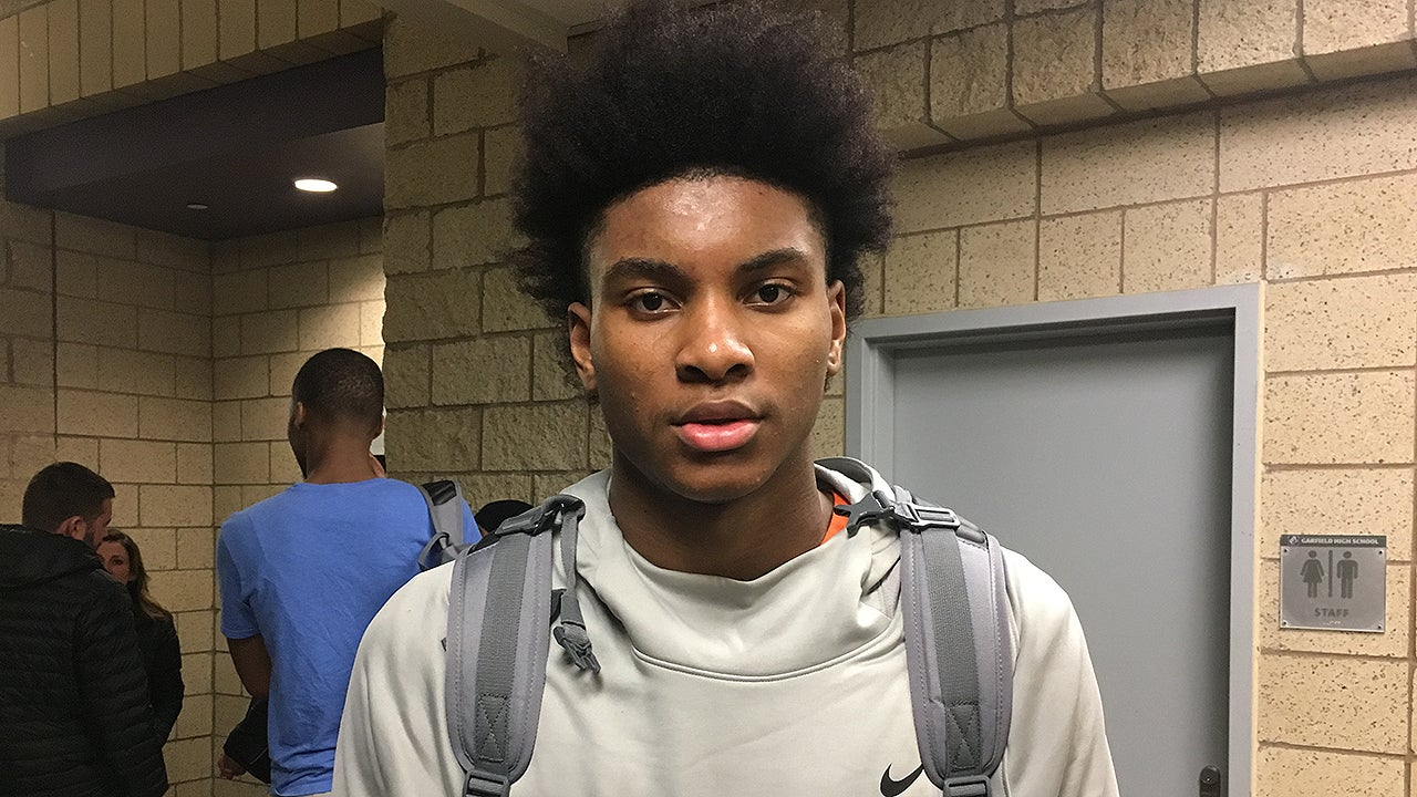 Top 30 2018 SG Kevin Porter Jr has local regional options
