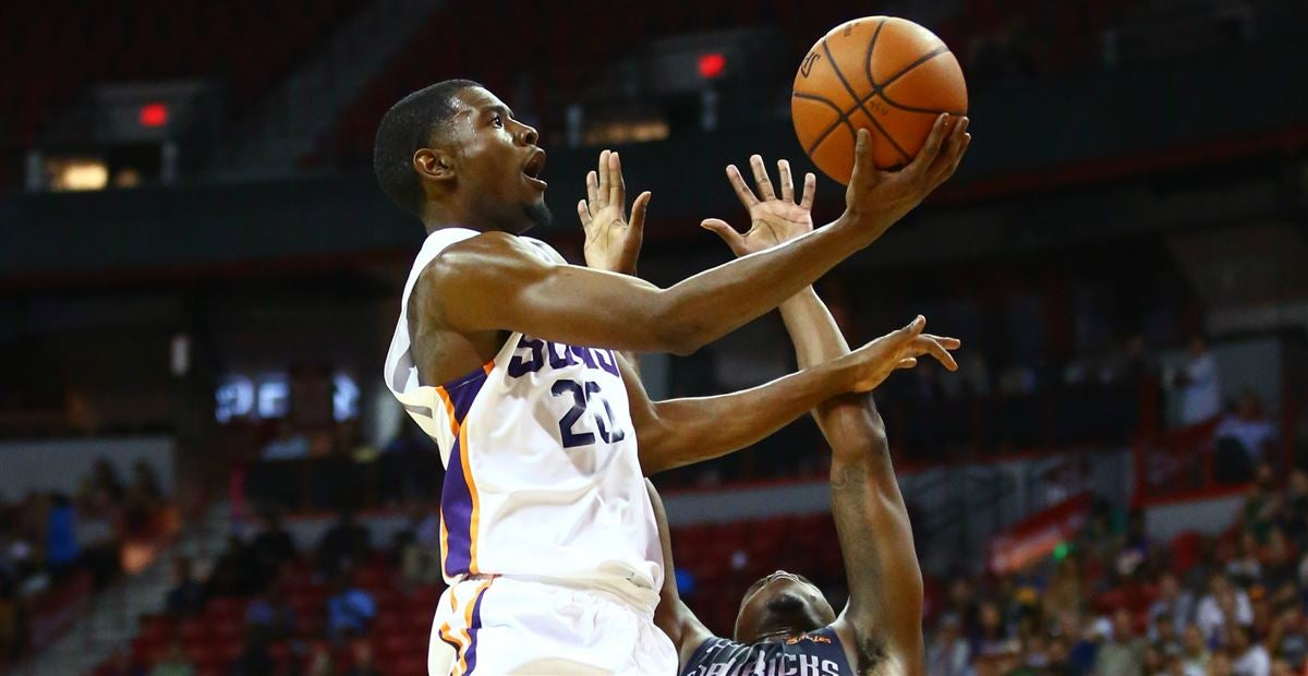 0d0a431fd NBA Jayhawks at Summer League  What they ve done   how to watch