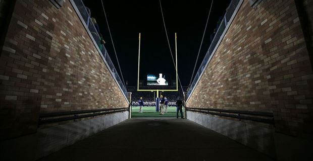 Tunnel Vision Notre Dame S Behind The Scenes 2018 Insider