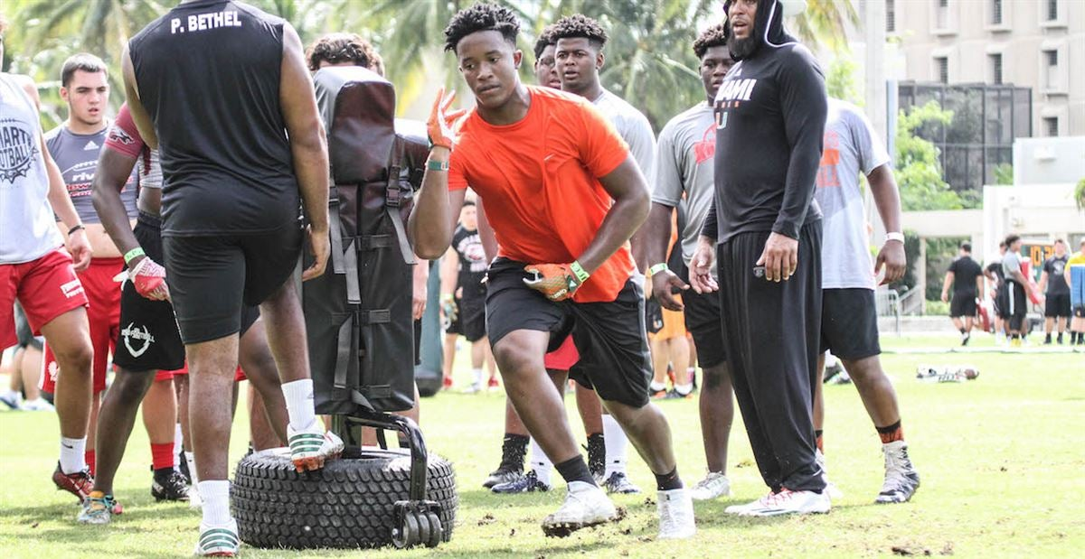 Ten Who Could Commit at Miami's Paradise Camp