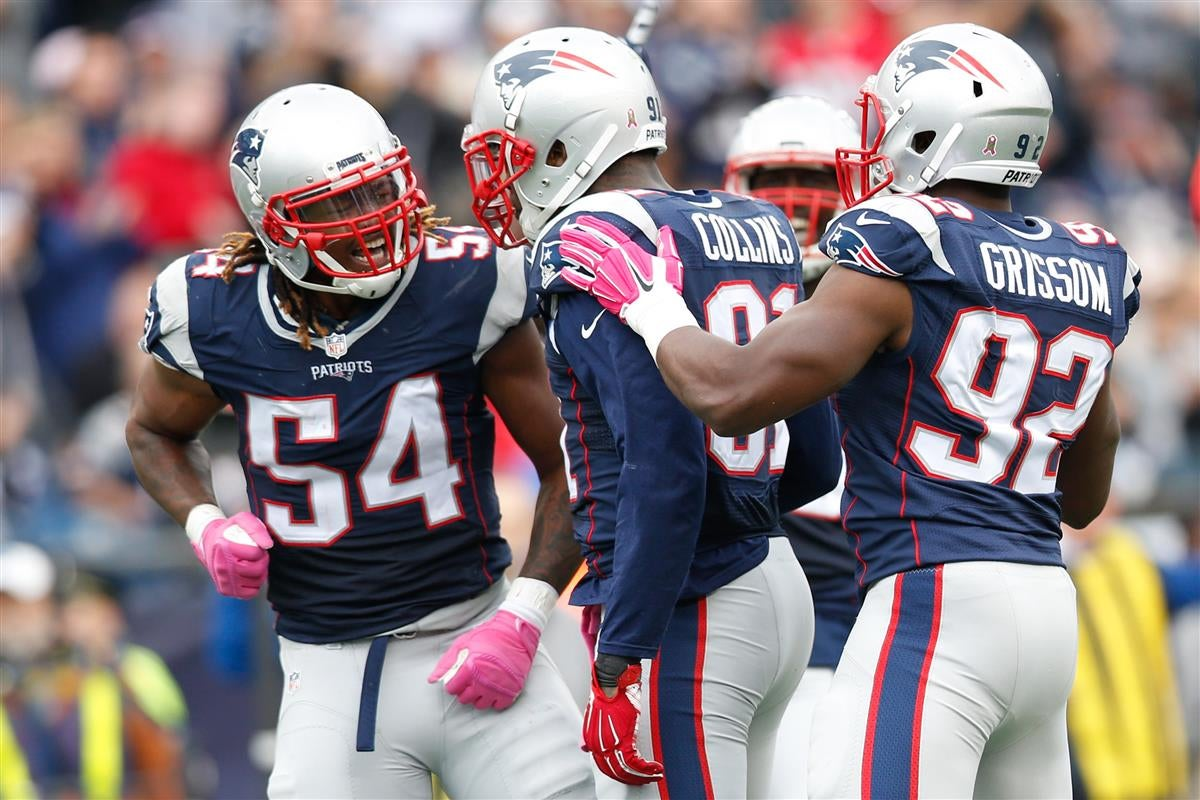 Jamie Collins Dont a Hightower loom as top extension candidates
