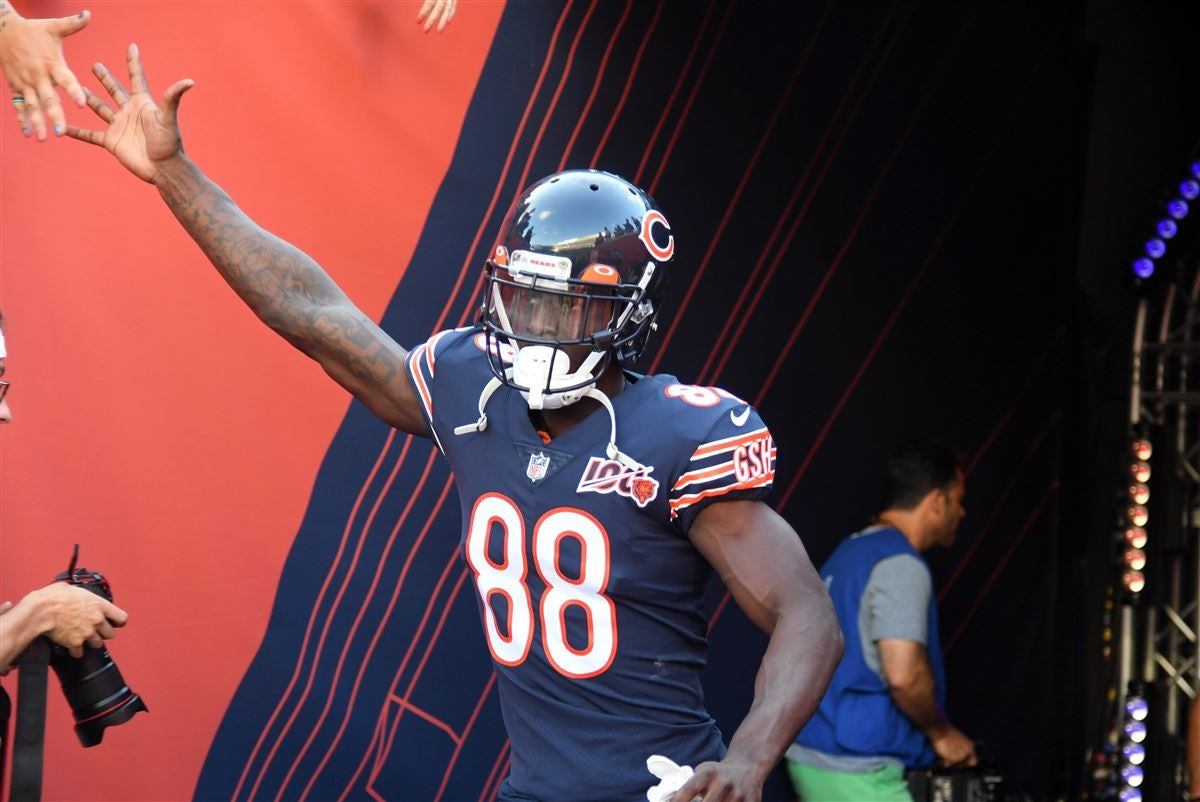Mike Furrey Raves About Bears Wr Riley Ridley Entering Year Two