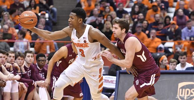 Syracuse Moves Up One Spot To No 18 Cbssports Com