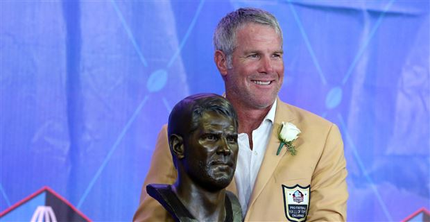 former nfl qb brett favre shares thoughts on coaching for green   photo usa today sports brett favre