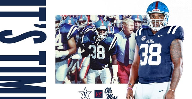 Ole Miss Will Remember Late Chucky Mullins With Uniform Saturday