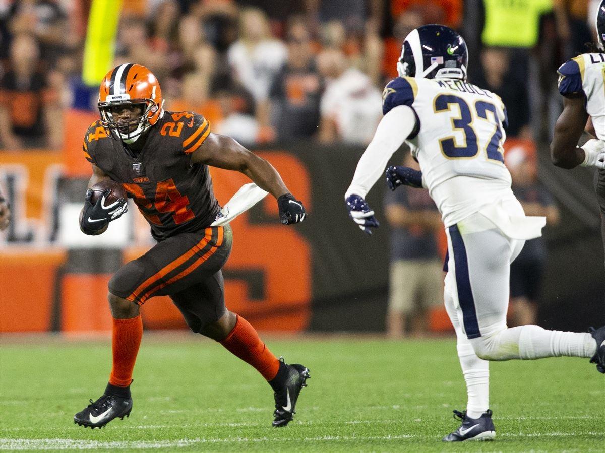 Gameballs and Goats: Week 3 Browns vs. Rams
