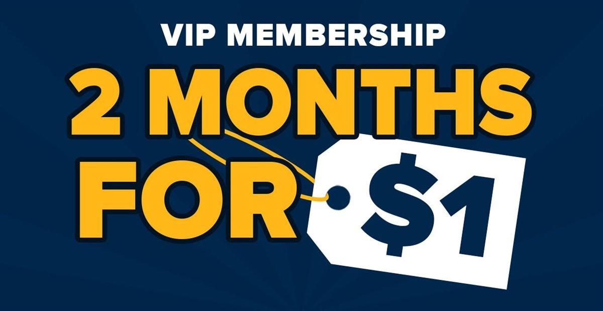 FLASH SALE: Get 2 months of GoldenEaglePride.com for only $1!!!