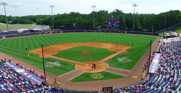 2016 SEC Baseball Tournament Championship