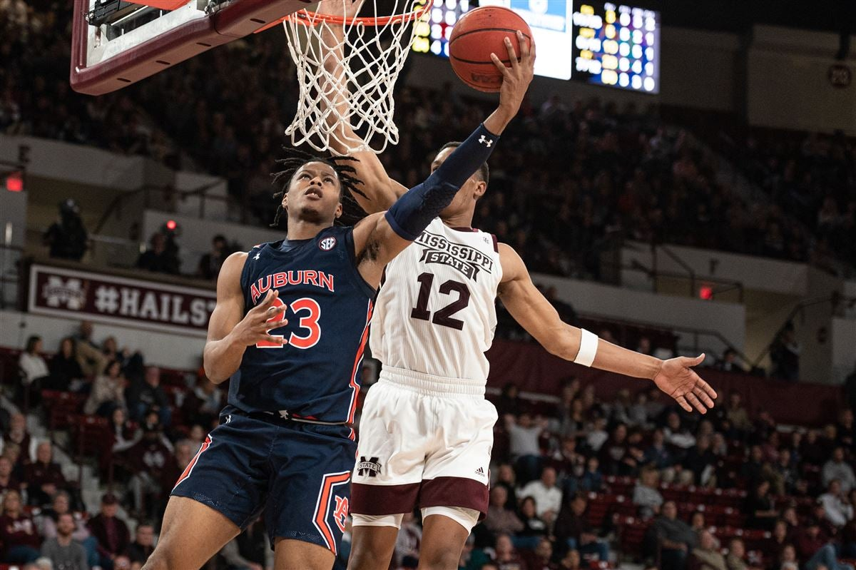 Auburn's 6-6 freshman swingman, Isaac Okoro had a solid showing in his team's win over Mississippi State.  (Photo: Adam Sparks / Inside the Auburn Tigers, 247Sports)