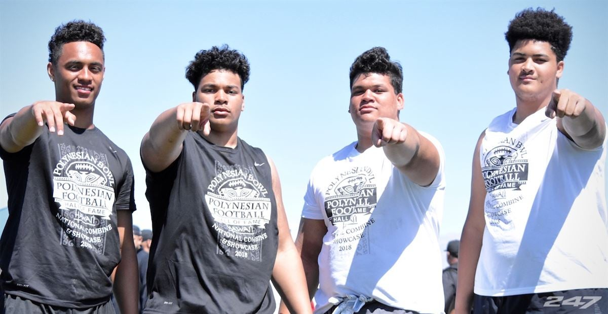 Top performers: Polynesian Bowl & Combine