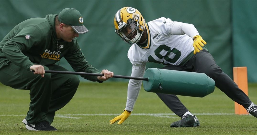Packers' Luke Getsy positioned to become next Kevin Stefanski