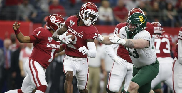 Image result for CeeDee Lamb Photos Against Baylor