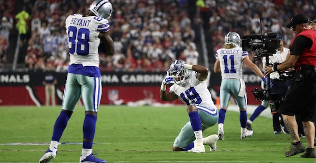 Brice Butler Dez Bryant Urged Me To Return To The Cowboys