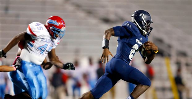 DFW Running Back Commits to Tech