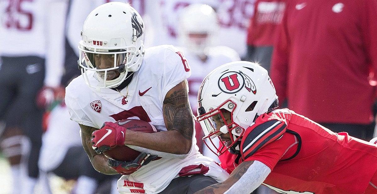 Washington State WR Jamire Calvin announces plans to transfer to MSU