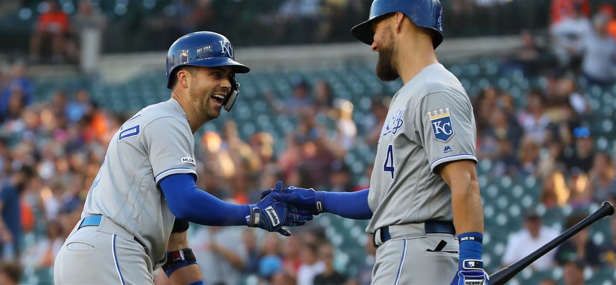 Merrifield on the verge of rare MLB feat
