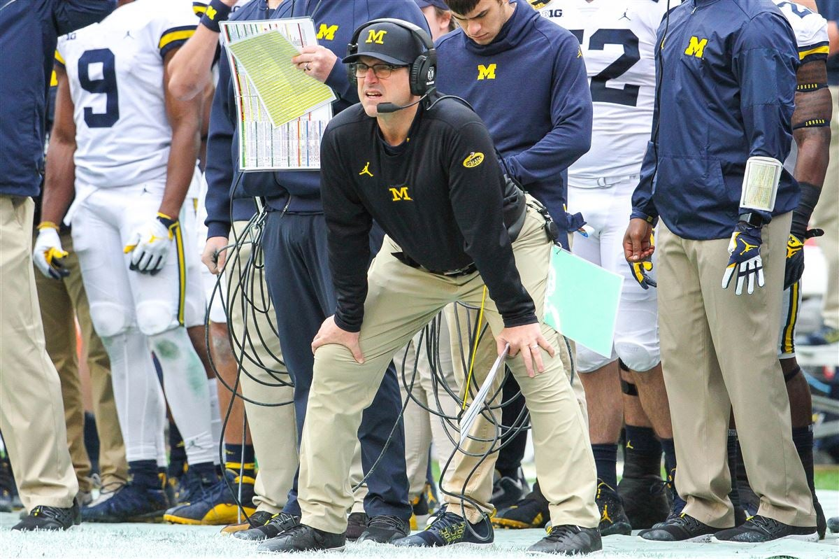 Disappointing Recruiting Finish Illuminates Change Ahead for U-M