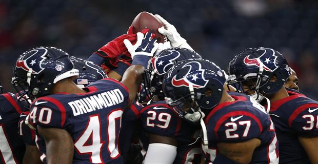 The Texans Team Needs Heading To The Draft