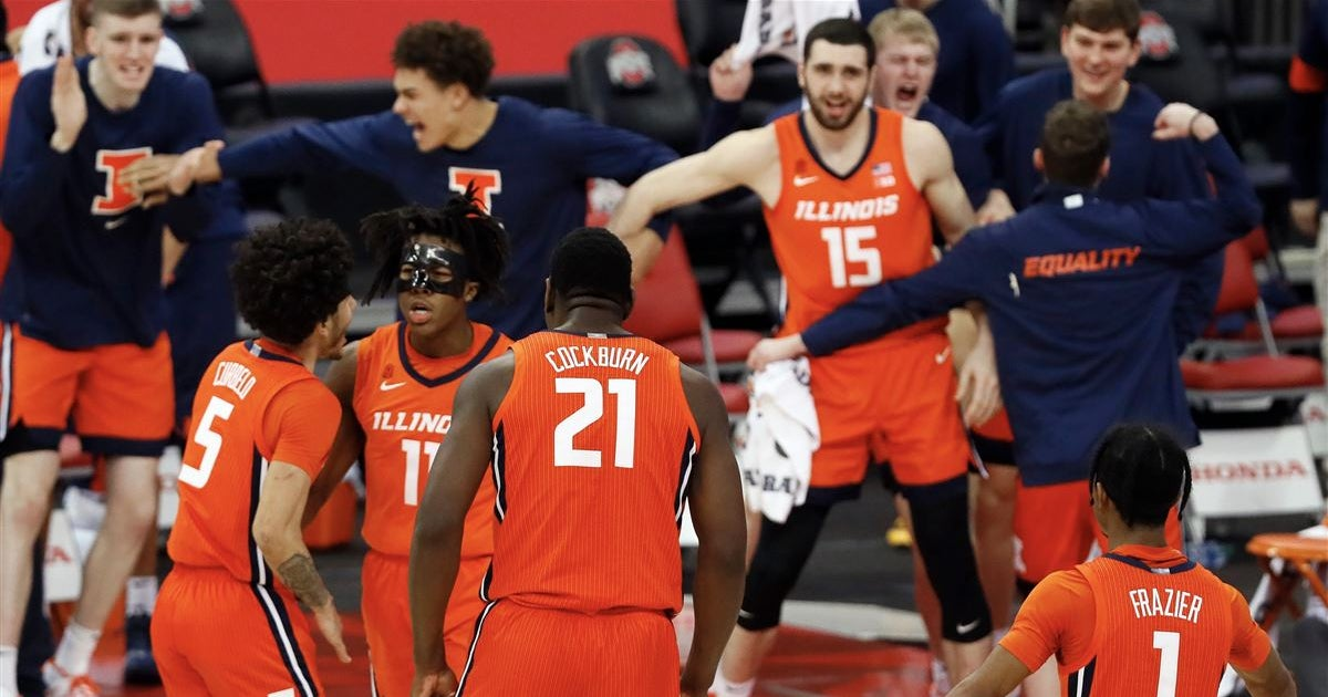 'We believe we're Big Ten champions': Illini make case for conference crown - 247Sports
