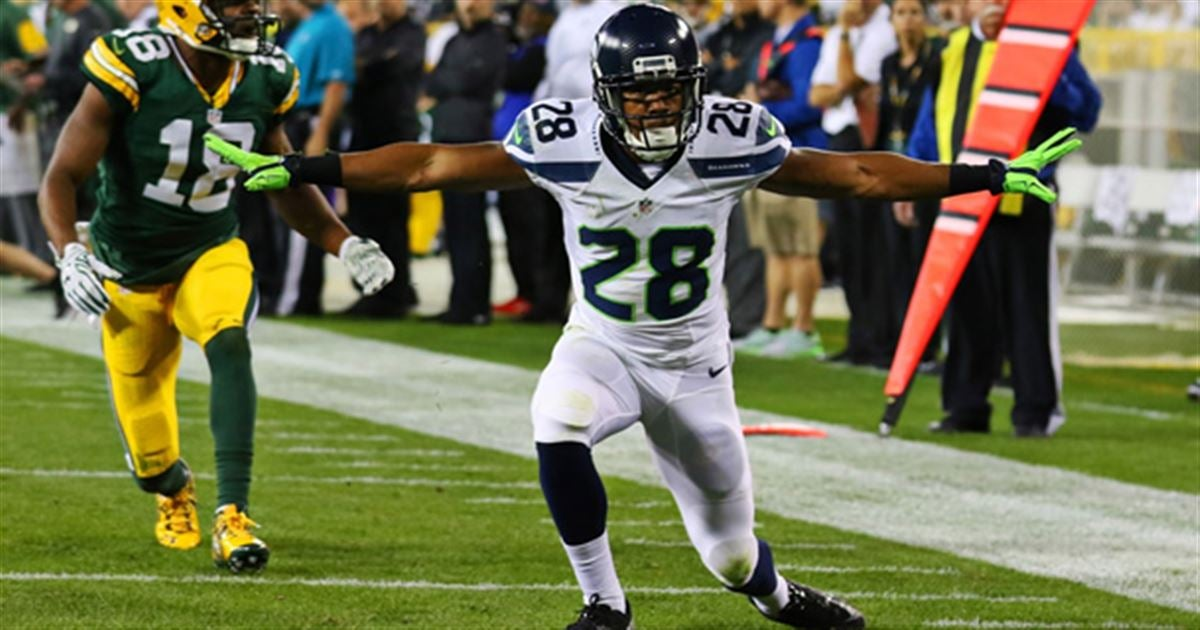 nfl Seattle Seahawks Marcus Burley LIMITED Jerseys