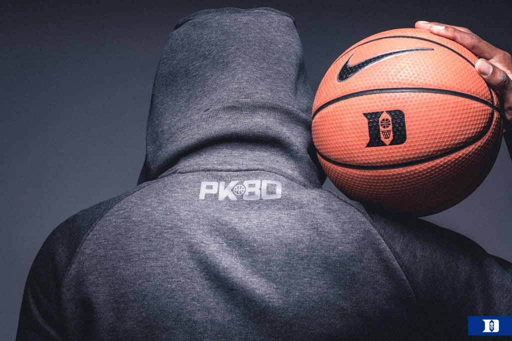 online store b78ad 1b49f Nike outfitting Duke with exclusive gear for PK80 Invitational
