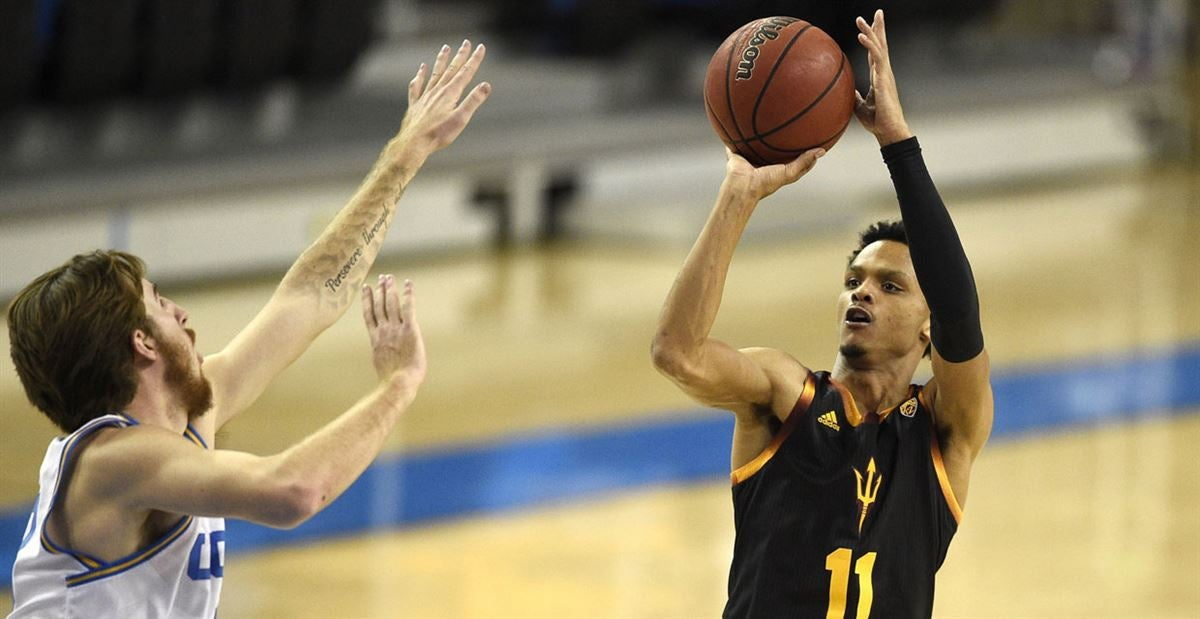 Verge on ASU's loss to UCLA: 'We can't get up the hill'