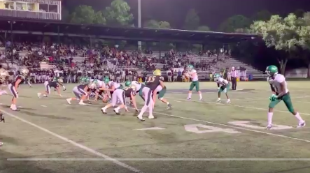 WATCH: Malachi Wideman catches TD pass over two defenders
