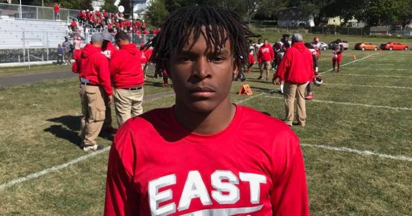 Three-star 2021 CB Shawn Gates on the board with two offers