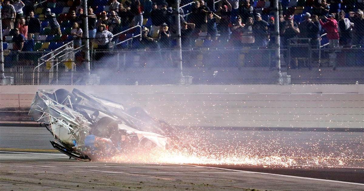 After Ryan Newman's crash, NASCAR must act on wakeup call